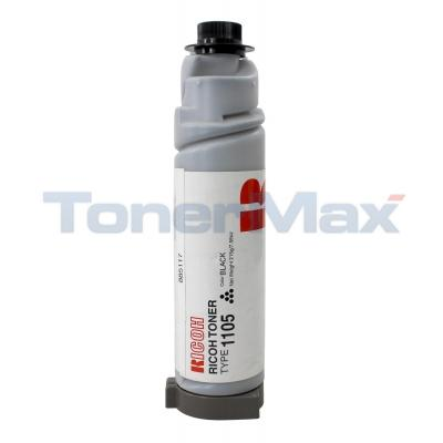 RICOH TYPE 1105 TONER BLACK